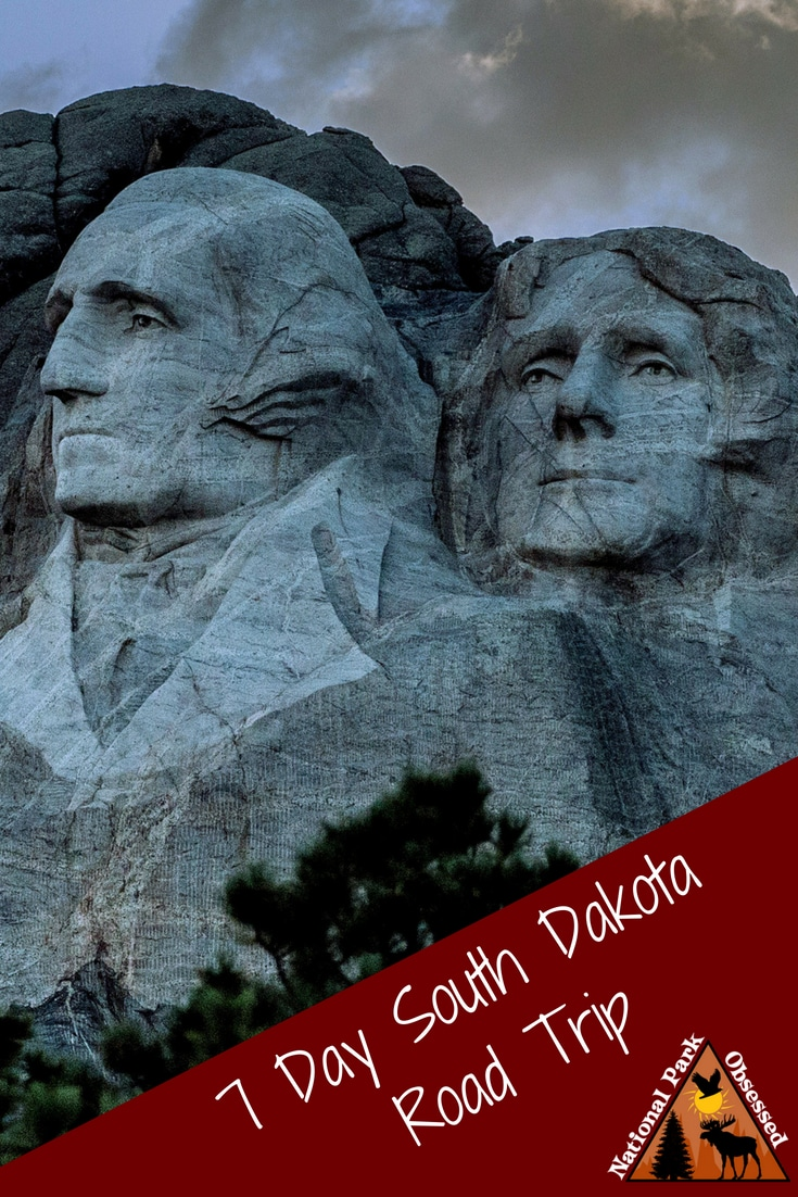 The Black Hills of South Dakota is the prefect place to do a week long road trip.  The region is full of outdoor adventures from caves to wildlife to hiking.  The region is more than just Mount Rushmore.  Here is the prefect itinerary for a South Dakota Road Trip.