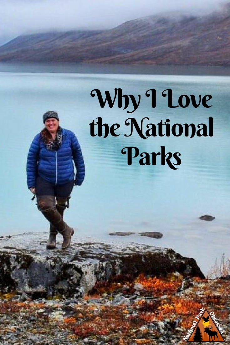 UsingNational Parks Services #IDeclare the founder of National Park Obsessed shares why she passionately loves the national parks.  She is always working towards her next adventure.  