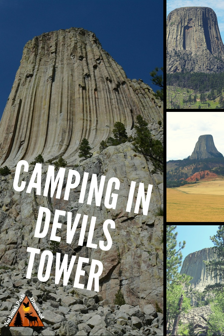 Looking to make a pitstop and visit Devils Tower National Monument, Wyoming? Here is your guide to camping in Devils Tower National Monument. #roadtrip #camping #Devilstower #nationalmonument #wyoming #findyourpark #nationalparkgeek #nationalpark #nationalparks #travel #nationalparks