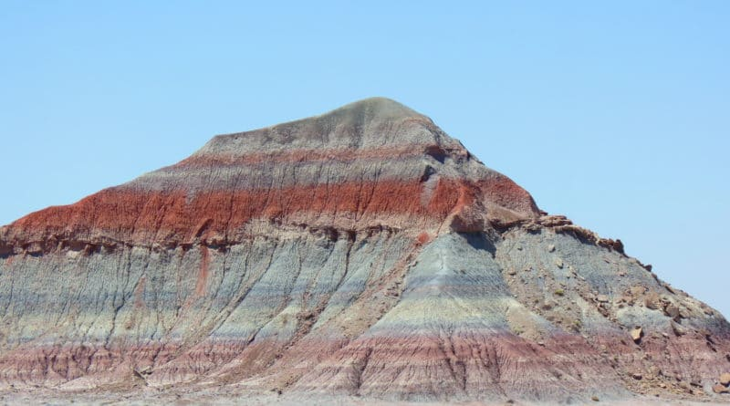 A Guide to Camping in the Painted Desert of Petrified Forest National Park