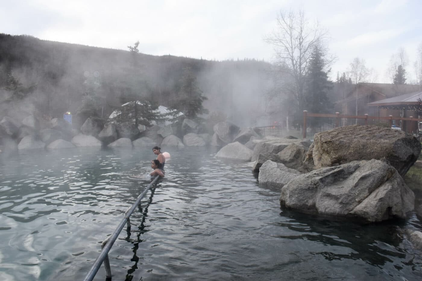 Chena Hot Springs Resort – The best way to end your Alaska Adventure