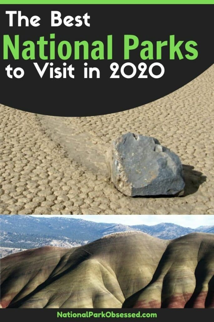 Are you planning your #findyourpark adventures for 2020? Having trouble with deciding which of the 419 national park service units you should visit?  Here is our guide for the best national park units to visit in 2020.  #nationalpark #nationalparks #travel #unitedstates #nps #nationalparkobsessed