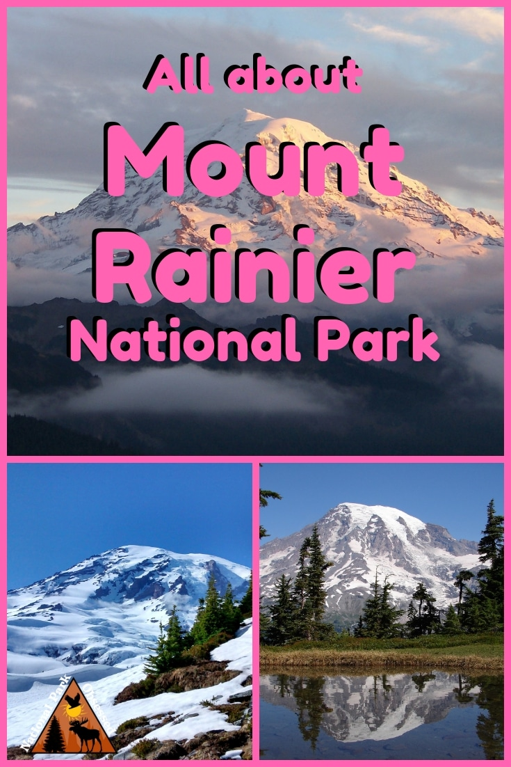 Planning to visit Mount Rainier National Park, Washington, USA? Don't know where to start. Let National Park Obsessed help you plan your trip to #MountRainier with guides, itineraries, things to know and much much more.