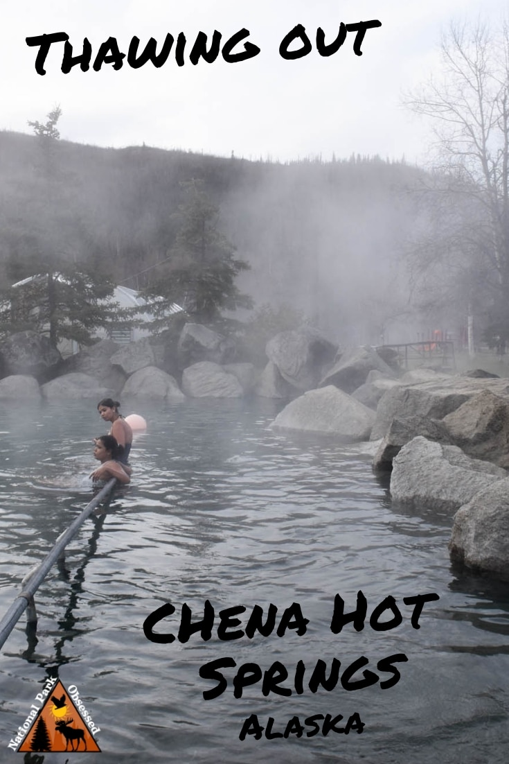 Chena Hot Springs is the perfect place to end an epic Alaskan Adventure.  The eco-friendly resort offers natural hot springs mixed with a bit of adventure.  