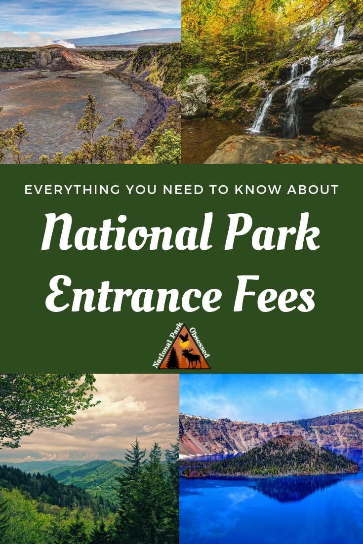 Are you just an occasional visitor to the US National Parks? About 115 of the National Park units charge an entrance fee.  Here is a complete list of all the parks.  