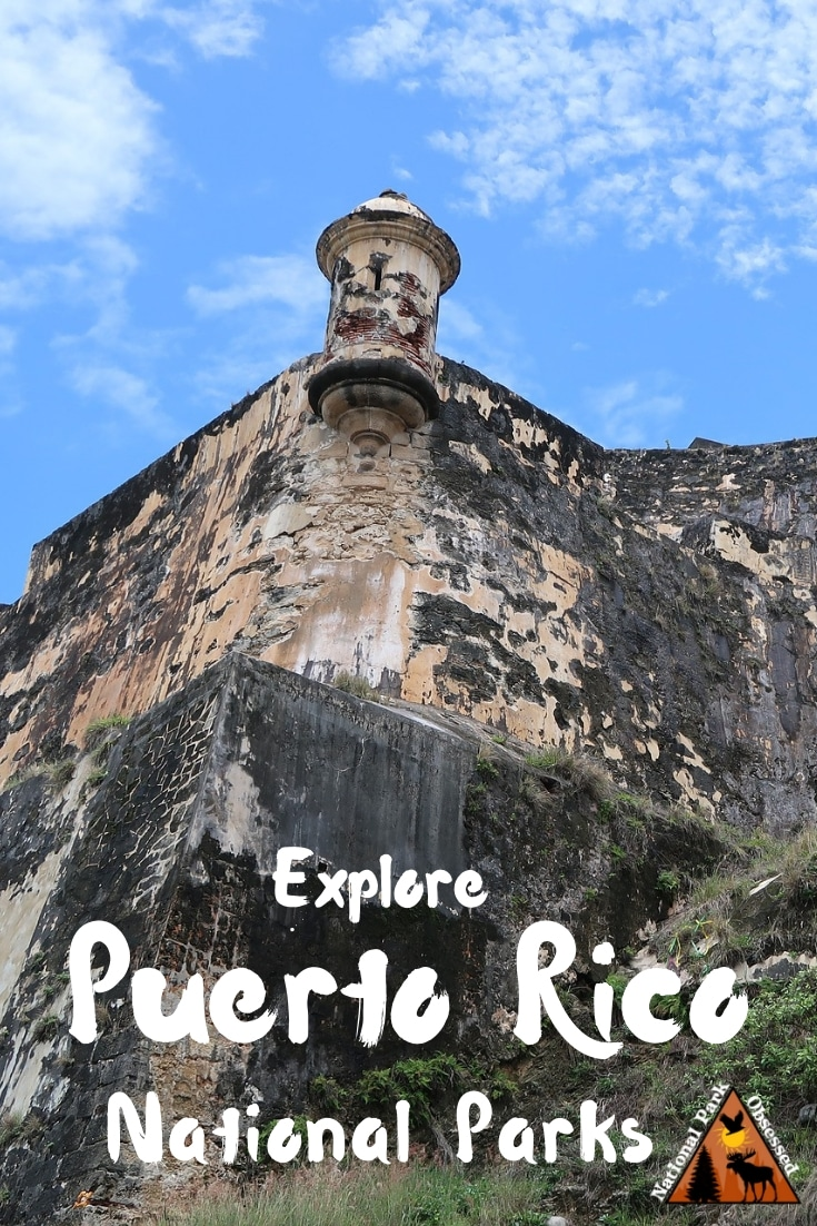 Heading to Puerto Rico and want to explore. The National Parks of Puerto Rico protects over 500 years history along with the historic city walls.