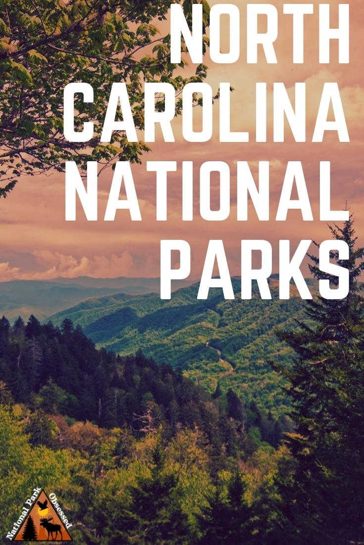 Heading to North Carolina and want to explore. The National Parks of North Carolina has plenty of history and wilderness to explore.  #northcarolina #nationalparks #nationalpark #findyourpark #nationalparkobsessed #nationalparkgreek
