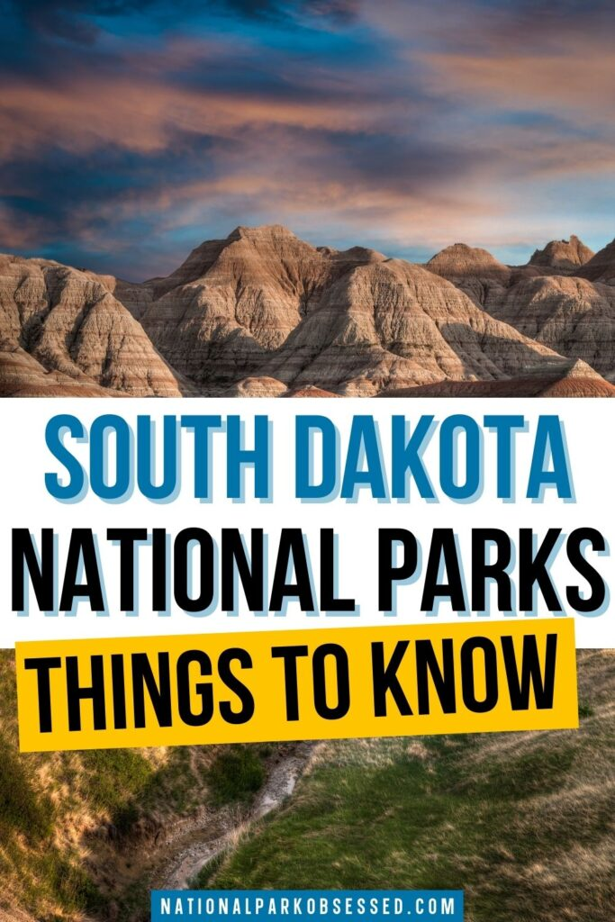 The national parks in South Dakota are home to one of the US's most recognizable landmarks and amazing natural areas. Here are 6 South Dakota National Parks  south dakota national parks and historic site / national parks in sd / national parks south dakota / how many national parks are in south dakota / what national parks are in south dakota