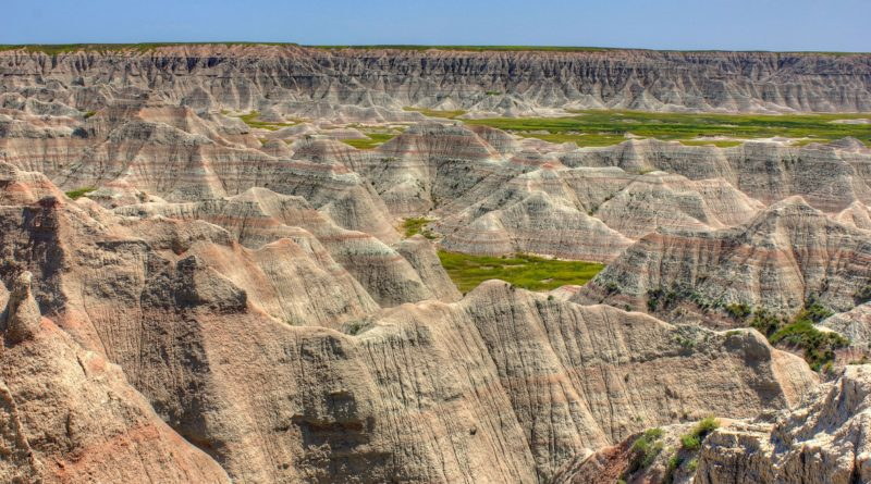 National Parks of South Dakota
