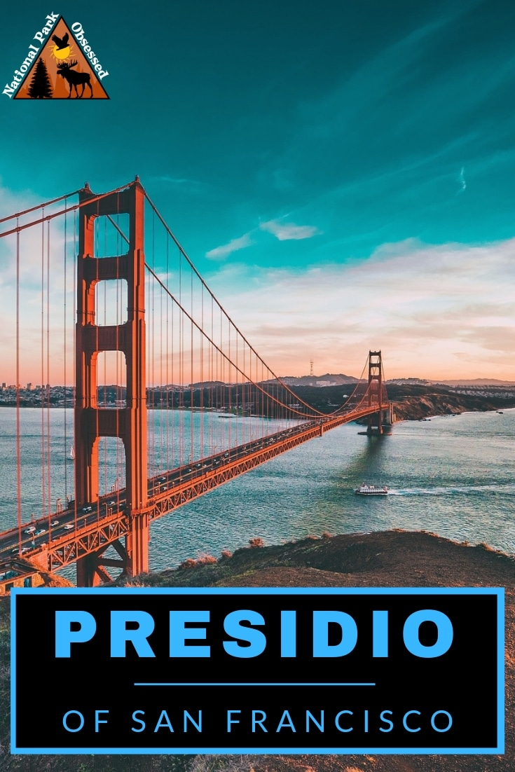 The Presidio of San Francisco is a unique part of Golden Gate National Recreation Area.  Here are the best things to do in the Presidio of San Francisco