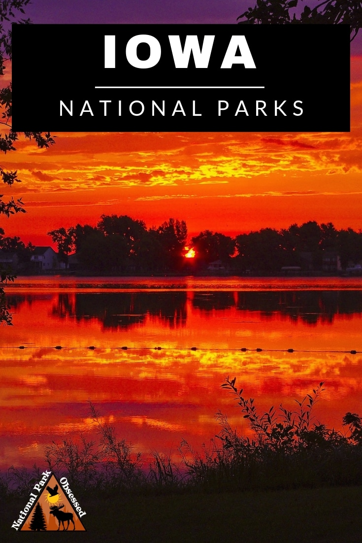 Heading to Iowa and want to explore a couple of national park service units.  The state has plenty of history and wilderness to explore. 
