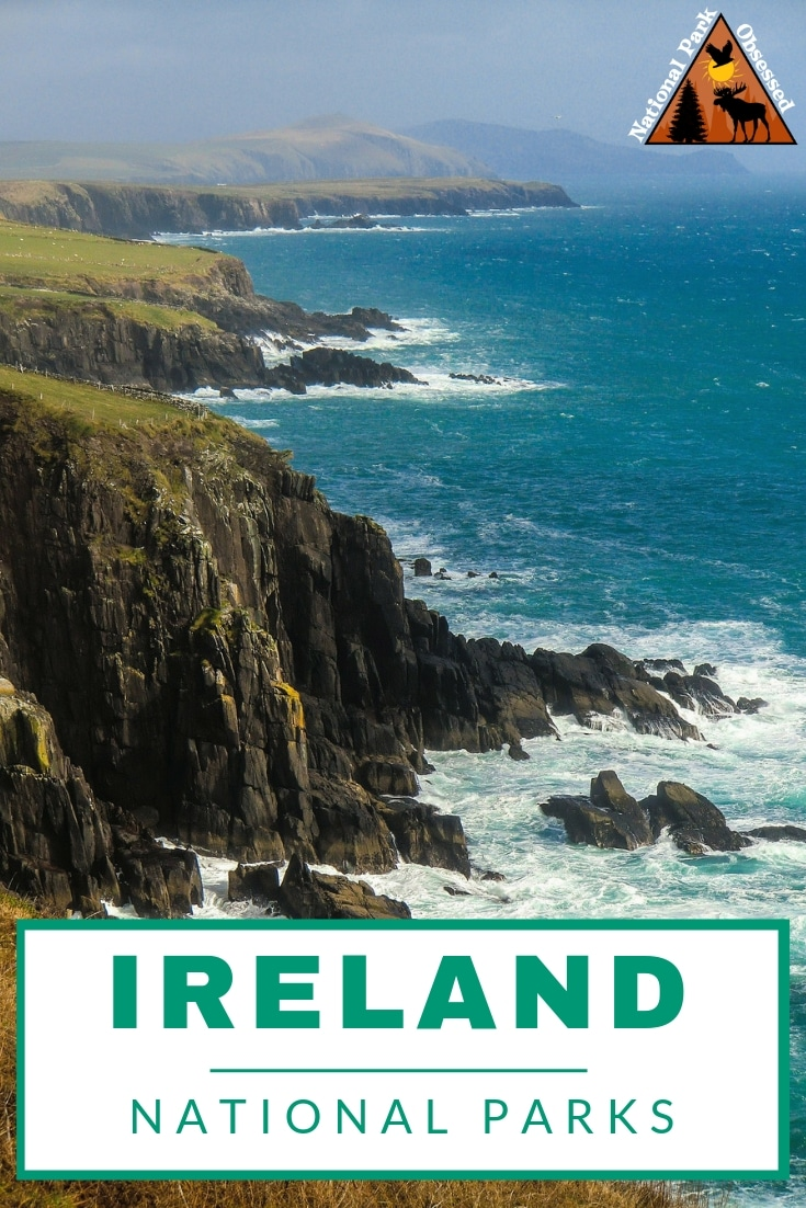 Ireland is well known for its lush green landscape. The National Parks of Ireland showcase this lush and varied landscapes.  The parks protect part of Ireland\'s rich history.