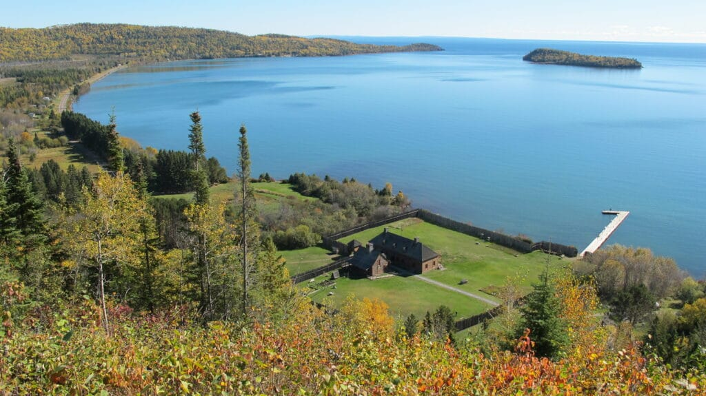 Grand Portage National Monument