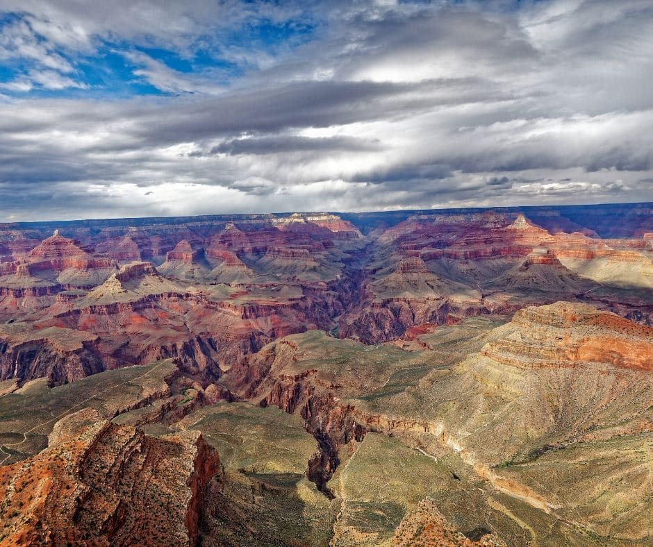 Trail of Time = First Visit to Grand Canyon