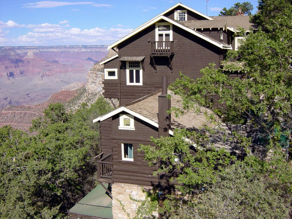 Kolb Studio and Hopi House - First Visit to Grand Canyon