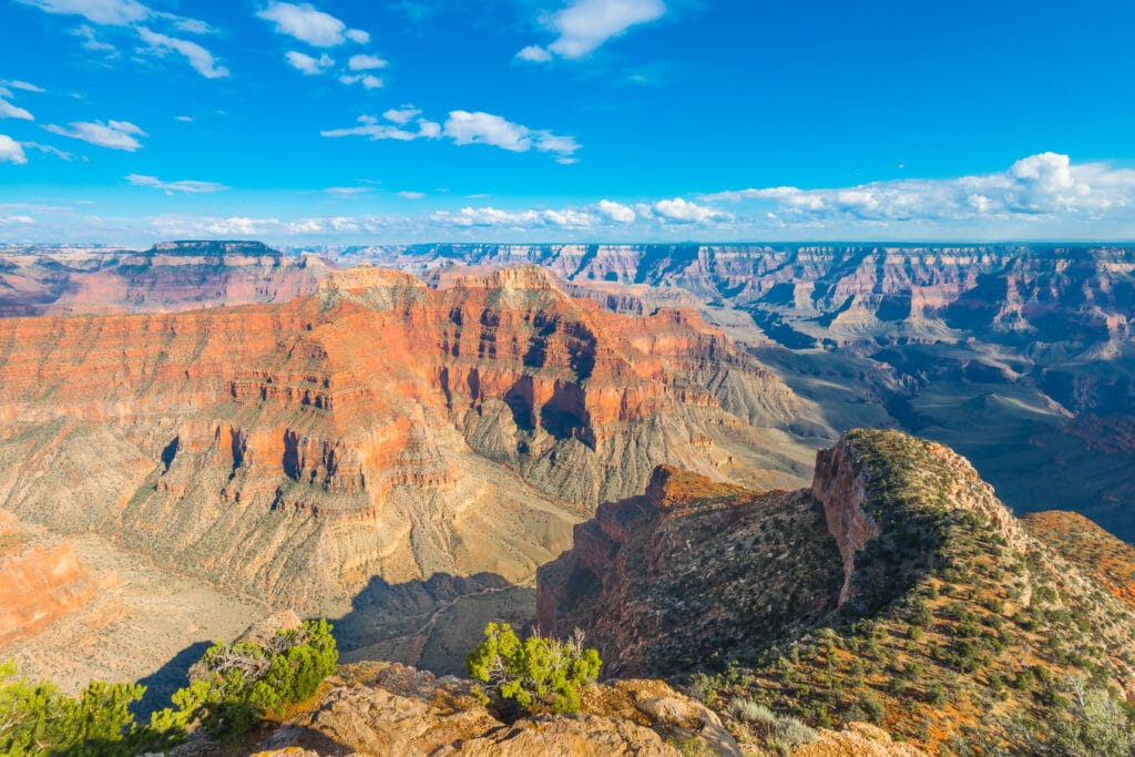 Point Sublime, Grand Canyon National Park, AZ. - First Visit to Grand Canyon