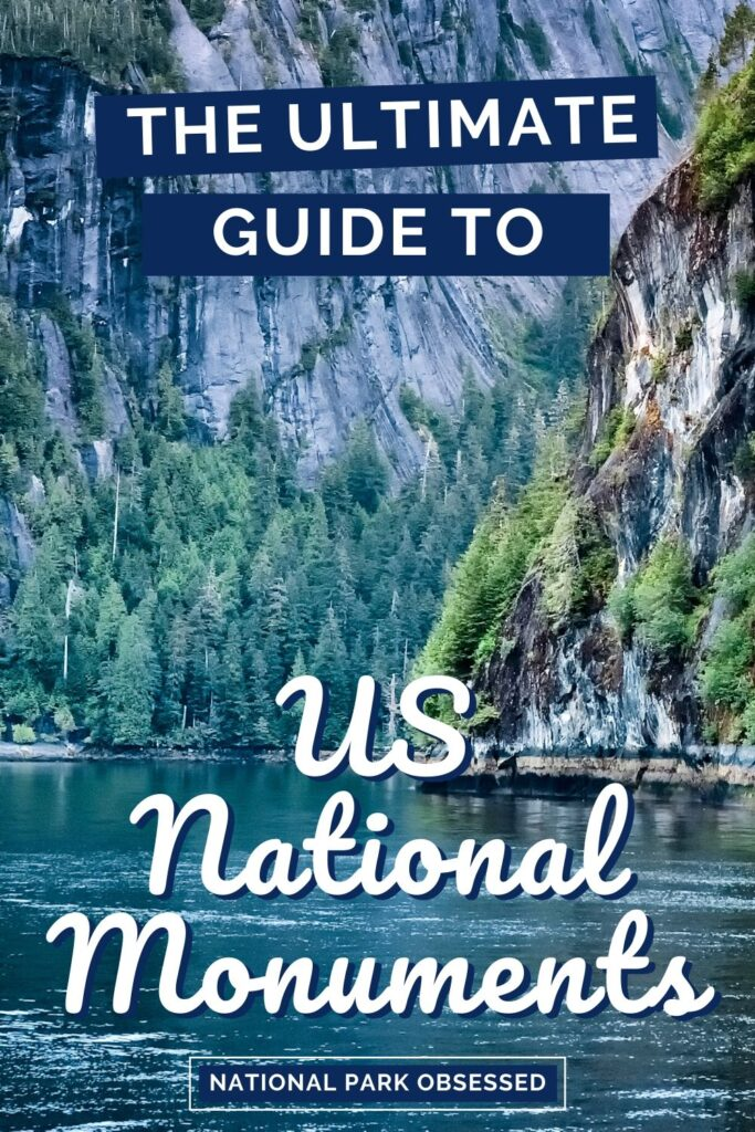 Trying to figure out where and how many National Monuments there are? Look no further. We have compiled a complete list of US national monuments. #nationalparks #nationalpark #nationalparkobsessed Visit National Parks / Explore National Monuments