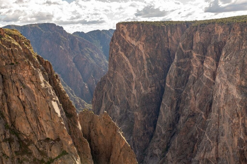 Black Canyon of the Gunnison - 15 Amazing National Parks for Non-Hikers