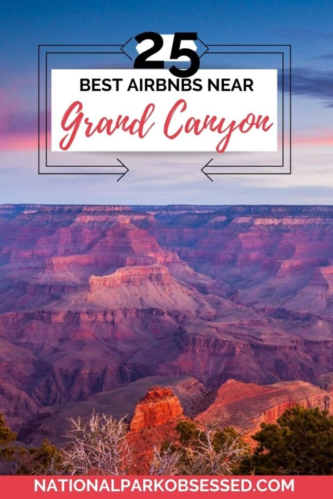 Click HERE to learn about the best Grand Canyon Airbnb. We have compiled a list of the coolest Airbnbs near Grand Canyon National Park.  #grandcanyon Grand Canyon Hotels Grand Canyon accommodations / accommodations at the Grand Canyon / Hotels near Grand Canyon