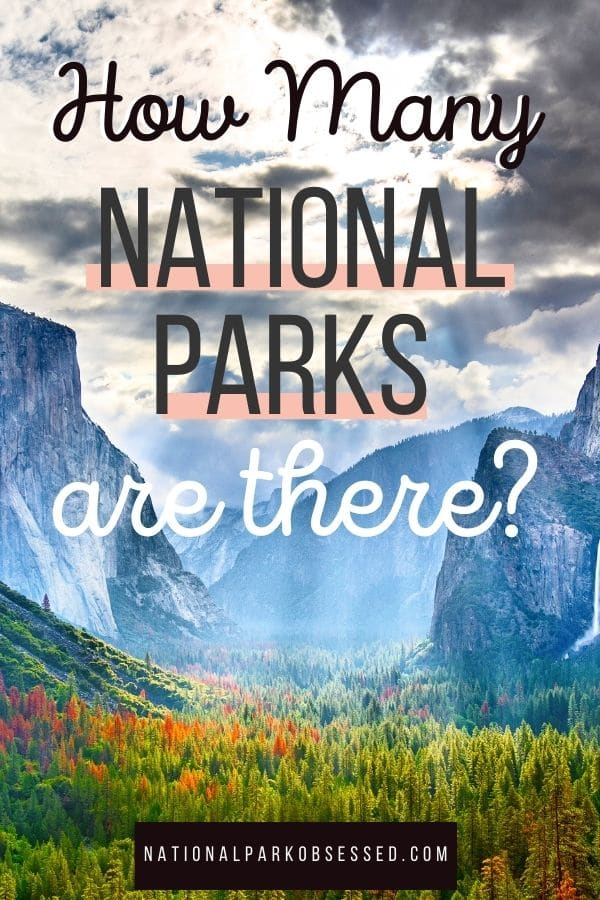 Wondering how many national parks are there in the US?  Click HERE to learn the answer and find out why some people say there are 62 and others 419.