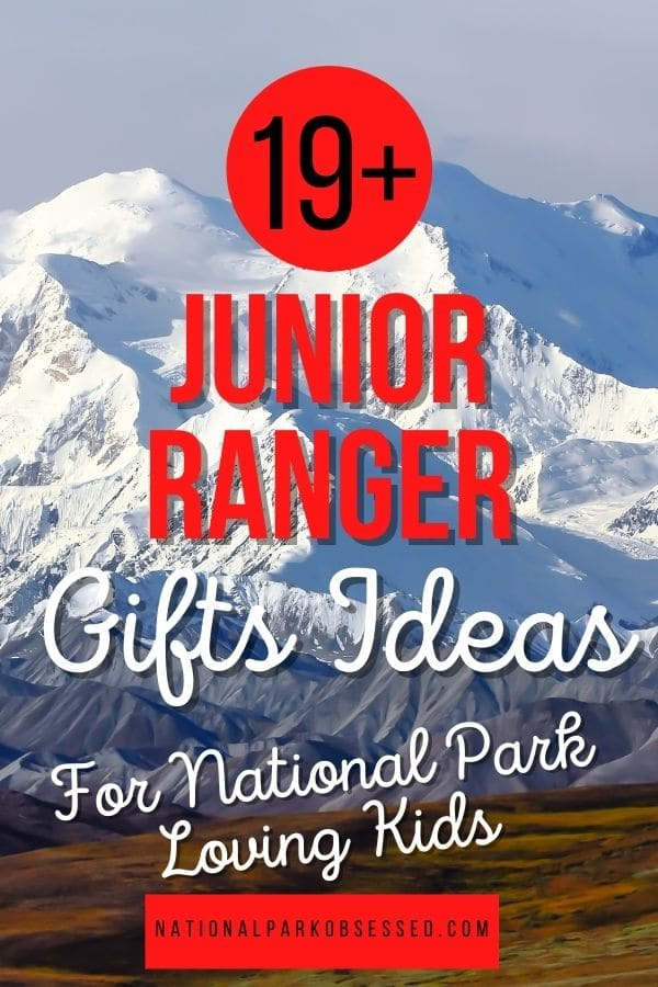 Looking for the perfect gift for your little National Park adventurer. Here are 19 Junior Ranger gifts ideas to help them on their National Park Adventures.  best gifts for national park lovers national parks gift ideas i love national parks national park merchandise national park gifts gifts for kids kids gift children gift
