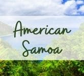 American Samoa - National Parks of the United States