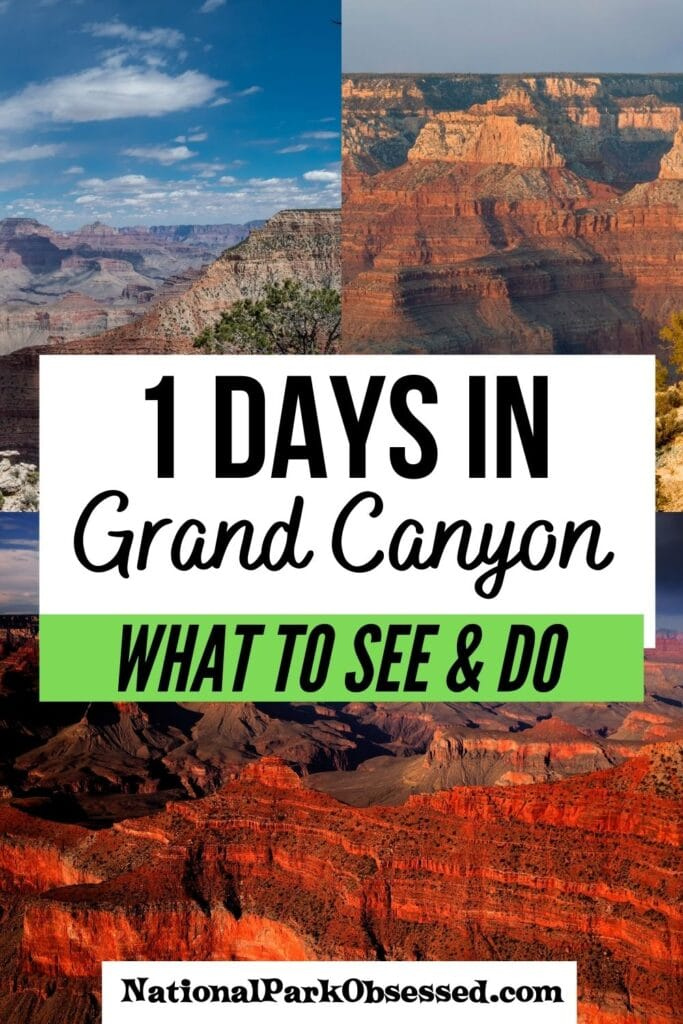 Want to make the most of your one day in Grand Canyon National Park?  Click HERE to learn how to make the most of your 1-Day in Grand Canyon's South Rim. 1 day at grand canyon 1 day tour grand canyon best way to see grand canyon in one day day trip to grand canyon grand canyon 1 day tour grand canyon day trip grand canyon itinerary 1 day grand canyon one day tour how to see grand canyon in one day grand canyon one day one day in the grand canyon itinerary for grand canyon