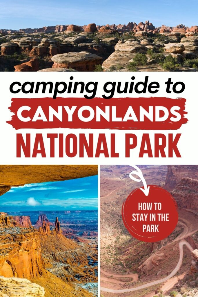 Are you considering camping in Canyonlands National Park? Click HERE for the ultimate guide to Canyonlands Campgrounds and get ready for a Canyonlands camping trip.   camping canyonlands national park utah camping in canyonlands national park camping Canyonlands national park campground canyonlands utah camping camping near canyonlands national parkcanyonlands national park camping map campgrounds near canyonlands national park canyonlands national park rv camping