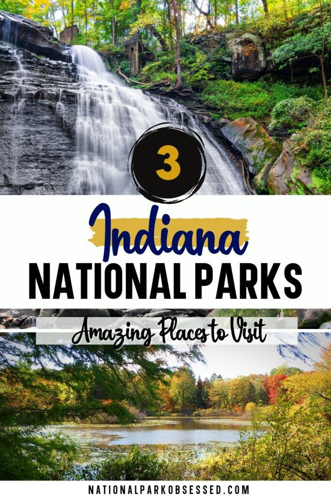The national parks in Indiana protect the natural beauty of the Great Lakes and the homes of famous residents..  These 3 Indiana National Parks are amazing places to visit.  list of national parks in Indiana / national parks near Indiana / national monuments in Indiana / indiana parks