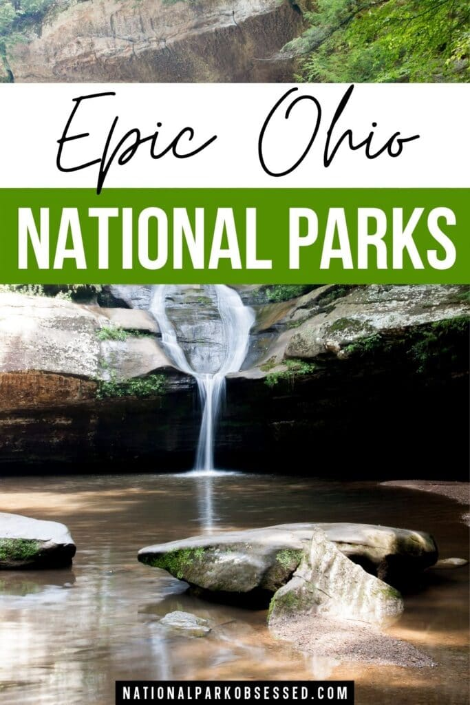 The national parks in Ohio are a mixture of urban parks with natural beauty along with historical sites.  These 8 Ohio National Parks are amazing sites.  national park ohio / national parks ohio / places to visit in oh / best national parks in ohio list / ohio national monuments / national monuments in ohio / best parks in ohio